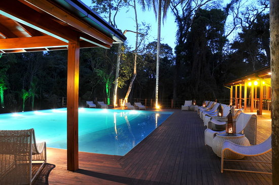 La Cantera Jungle Lodge : Swimming Pool 