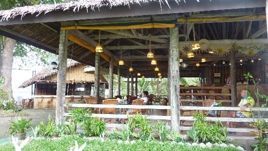 Bahay Bakasyunan Sa Camiguin: restaurant