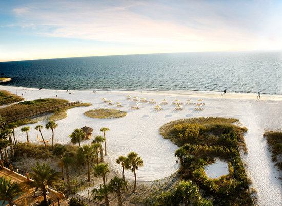 Hyatt Siesta Key Beach Resort, A Hyatt Residence Club: Gulf view residence style rooms available