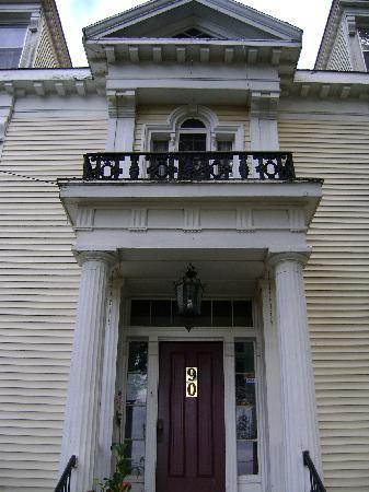Pictou, Canada: Front of WH Davies House
