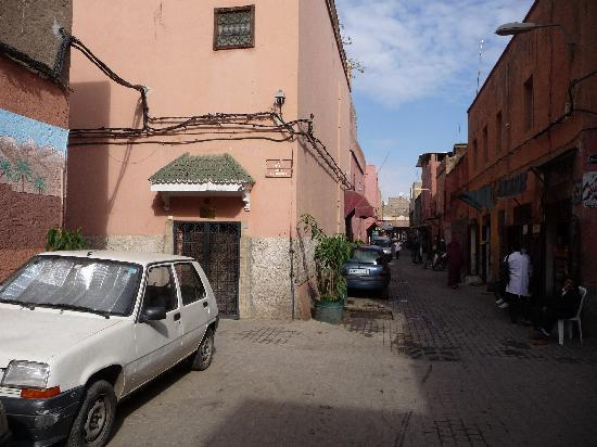 Riad Dama: It may not look much from the outside but inside was a truly hidden gem!