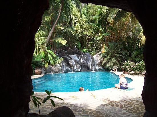 El Sano Banano Village Hotel: Pool at Ylang Ylang