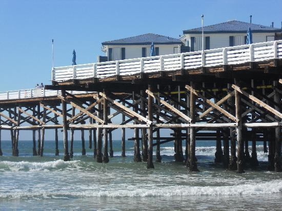 Perfect Picture Of Crystal Pier Hotel Cottages San