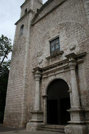 Merida, Mexico: Church