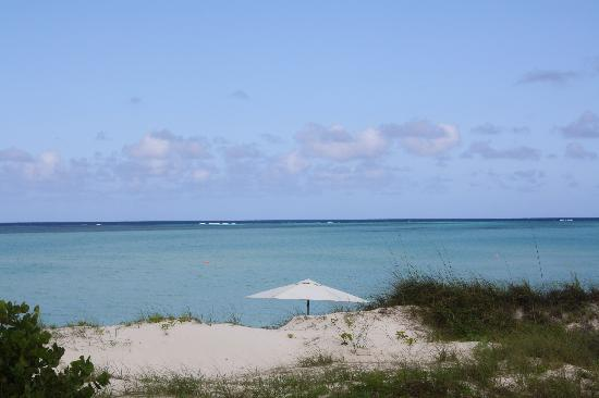 Parrot Cay by COMO: the beach