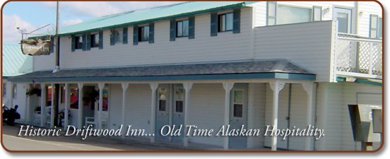 Driftwood Inn &amp; Homer Seaside Lodges: Old Time Hospitality