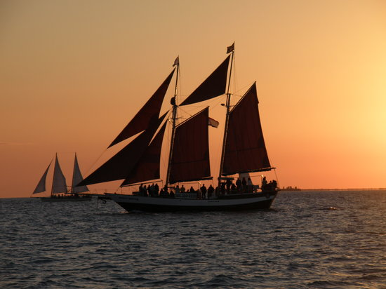 Dream Chaser Charters: Sunset