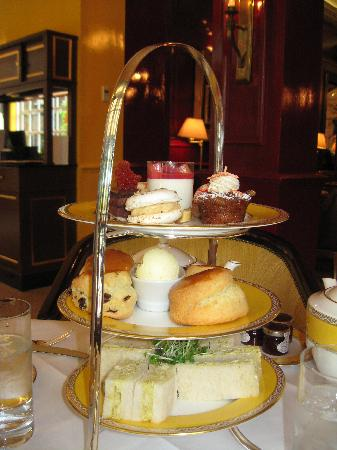 The Goring: Delicious Afternoon Tea!