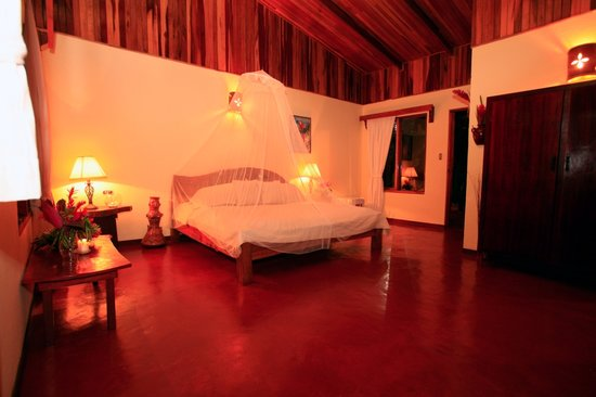 Princesa de la Luna Eco Lodge : Suite
