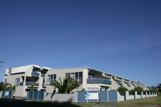 Marine Reserve Apartments