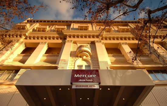 Mercure Grosvenor Hotel: Mercue Grosvenor Hotel Adelaide