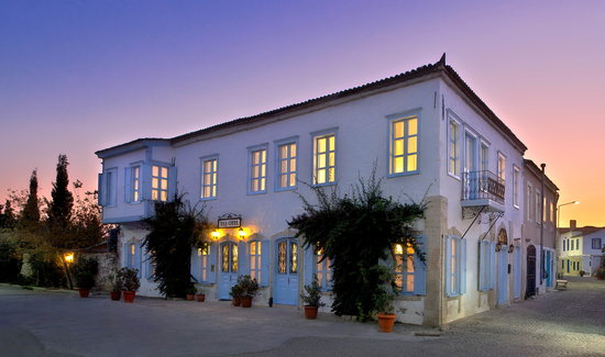 Alacati Tas Otel
