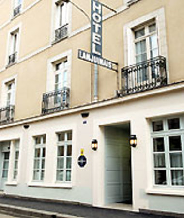 Photo of Hotel Lanjuinais Rennes