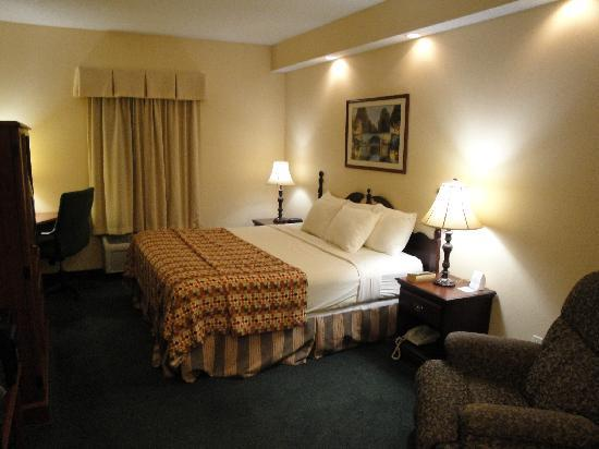 Baymont Inn & Suites Daytona Beach / Ormond Beach: Room