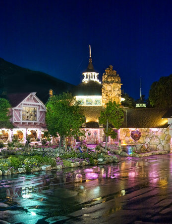 Madonna Inn Resort &amp; Spa