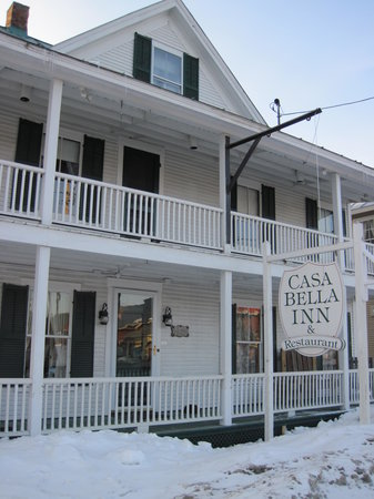 Casa Bella Inn &amp; Restaurant: Casa Bella Inn