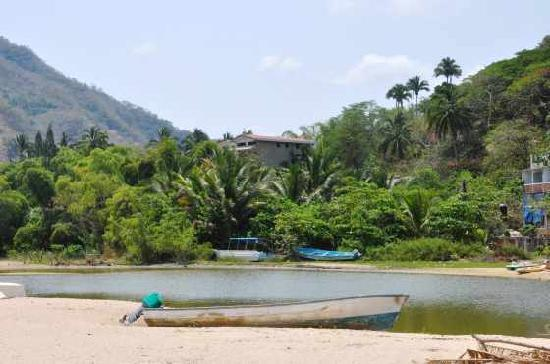Yelapa, Mexico: River