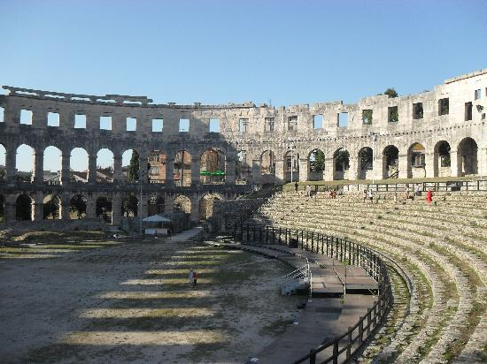 Pula - Colloseum