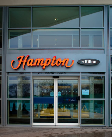 ‪Hampton by Hilton Derby City Centre‬