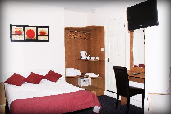 King Solomon Hotel : Double room