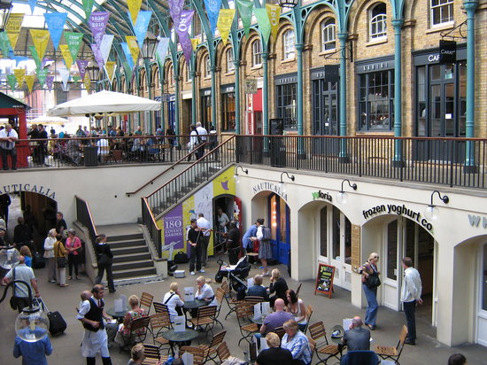 Covent Garden London England Address Phone Number