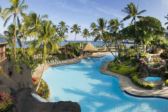 Hilton Waikoloa Village is located on the sunny Kohala Coast of Hawaii&#39;s Big Island.
