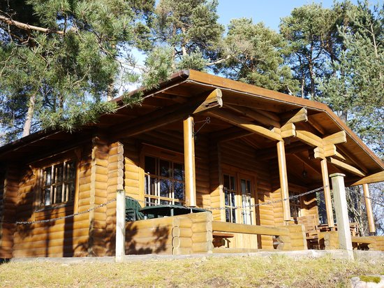 Pine Bank Chalets