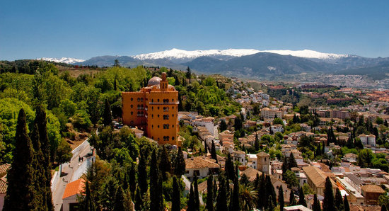 Photo of Hotel Alhambra Palace Granada
