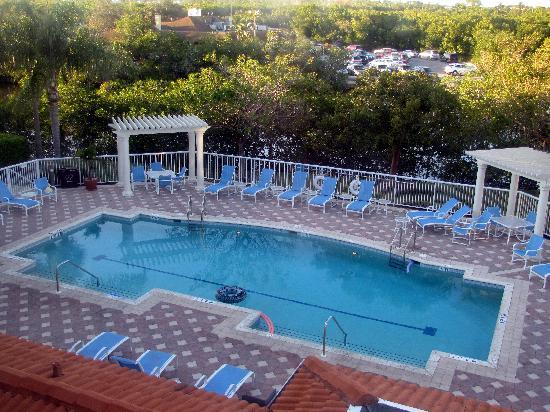 Doubletree Suites by Hilton Naples: The Pool From Our Room
