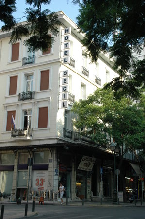 Cecil Hotel