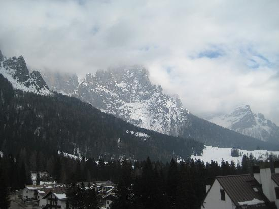 San Martino di Castrozza, Italien: Vista dalla camera
