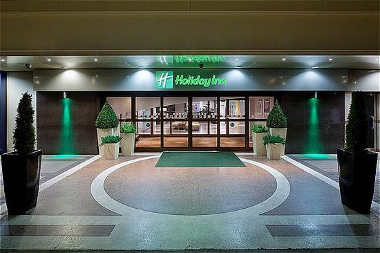 Holiday Inn London Bloomsbury: Entrance