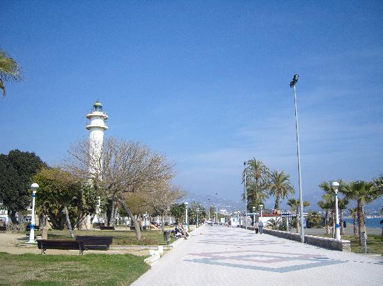 Torre del Mar, Spanien: beach