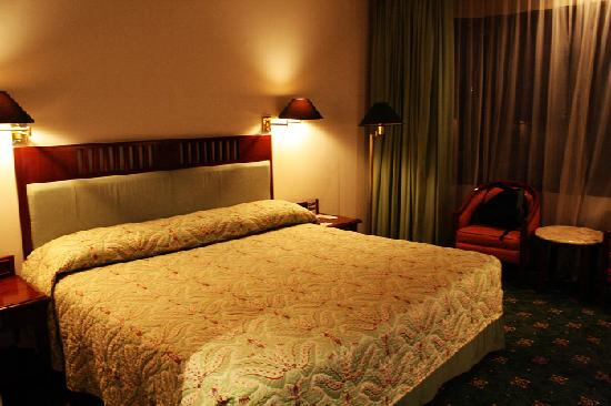 Kota Bukit Indah Plaza Hotel: Room of the hotel