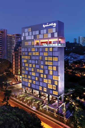 Photo of The Quincy Hotel by Far East Hospitality Singapore