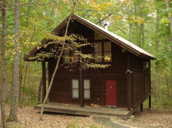 Nashville, IN: cabin #1
