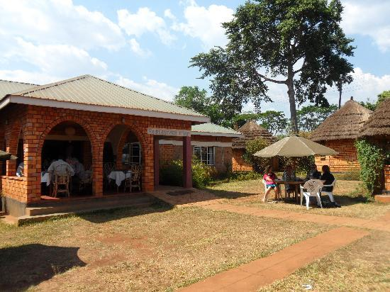 Masindi, : The Restaurant