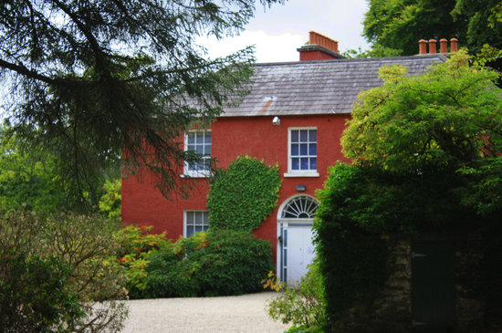Letterkenny, : Ireland: County Donegal - Glebe House