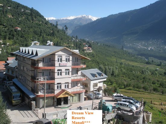 Dream View Resorts Manali