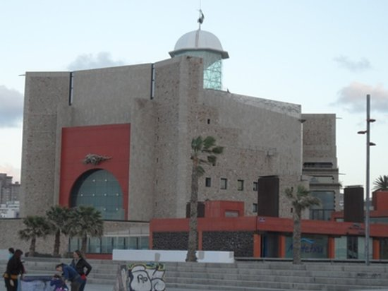Popular attractions in gran canaria tripadvisor - Alfredo kraus auditorio ...