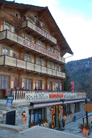 Photo of Hotel Gletschergarten Saas-Fee