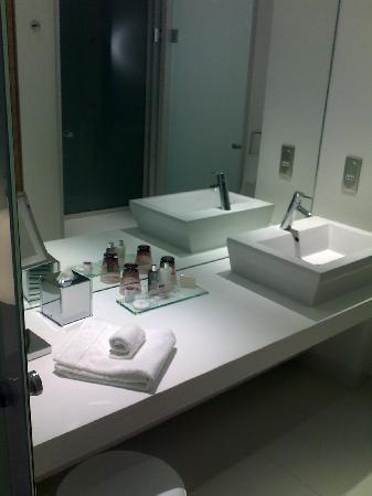 Hotel Barriere Lille: la salle de bain
