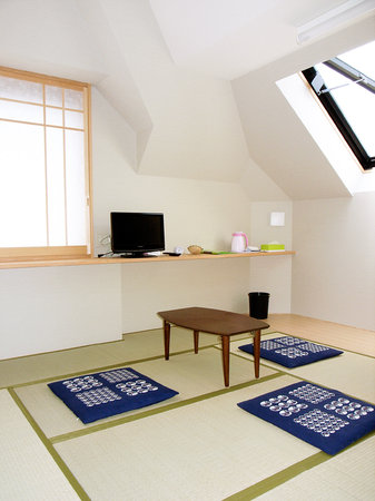 Family Inn Saiko: Enjoy your Tokyo stay in quiet atmosphere