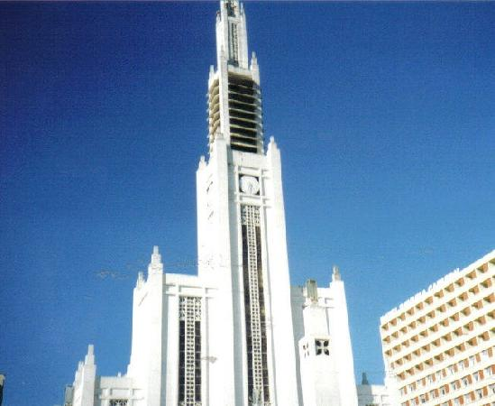 Мапуту, Мозамбик: Lady of Fatima Church Maputo Mozambique
