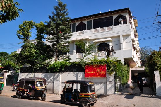 Sunder Palace Guest House: Le Sunder Palace