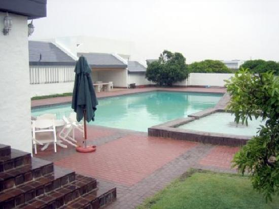 Bredasdorp, Sydafrika: der Pool