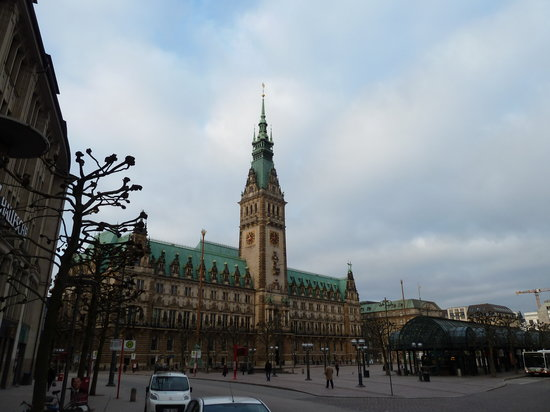 Amburgo, Germania: Rathaus