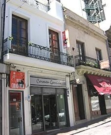 El Viajero Hostel Ciudad Vieja