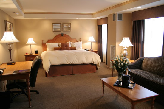 Ambassador Hotel: King Deluxe Guest Room