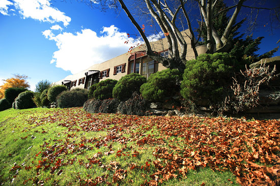 Autumn at Best Western Cranbury Court
